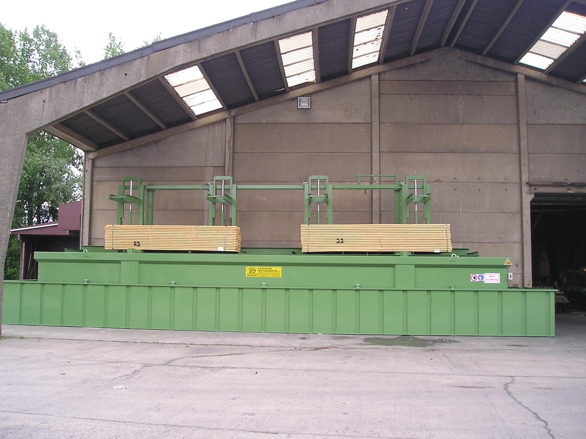 Platformbak