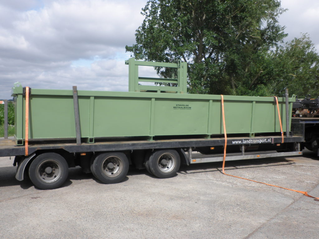 Dompelmachine 3 ton